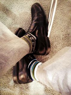 Mix and match your socks!!!  (From Stance)