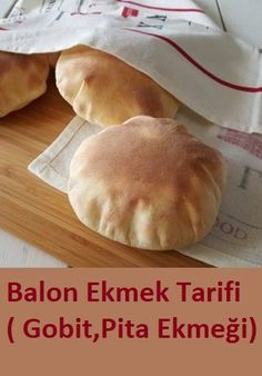 Balon Ekmek Tarifi ( Gobit) Sandviç – The Most Practical and Easy Recipes Sesame Bread Recipe, Bread Recipes, Vegan Recipes, Breakfast Toast, Arabic Food, Iftar, Turkish Recipes, Healthy Breakfast Recipes, Sweet Bread
