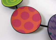 Discs! Necklace with Donna Kato #craftartedu