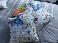 Reading Cushions...Dr Seuss