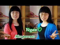 Moi vegan et mes parents ? Leur réaction : supers ouverts ! Compréhensifs en réflexion - from #rosalys at www.rosalys.net - work licensed under Creative Commons Attribution-Noncommercial