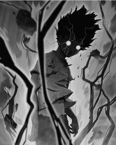 anime fanart Heres another % Mob with the original thumbnail. Anime Angel, Anime Demon, Manga Anime, Anime Art, Dark Anime, Hot Anime, Arte Horror, Horror Art, Fantasy Character Design