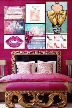 Bedrooms for the Twenty-Something Girl