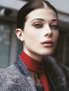 Positively Noteworthy: schoolgirlsins: Larissa Hofmann for Jalouse...