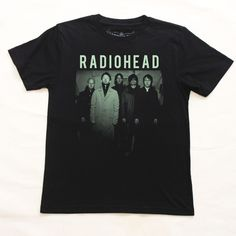 Radiohead  http://hateashberry.com/band-shirts/radiohead/