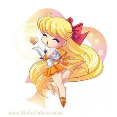 . #Anime, Sailor Venus!