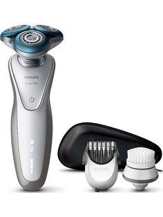 Philips S7530/50 rakapparat - Våtrakning i duschen eller med rakskum.