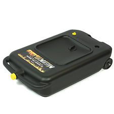 44 Liter Professional Portable Oil Drain with Wheels Car Drain Surface with Spout Was: $80.83 Now: $72.75.
