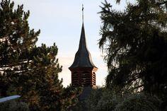 Kirchturm in Brühl-Badorf