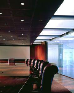 Compuware - inside board room