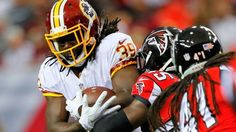 After Falcons Loss, Redskins Have Work to Do