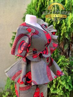 African Dresses For Kids, African Lace Dresses, African Fashion Dresses, African Princess, Ankara Skirt And Blouse, Ghanaian Fashion, Dress Sewing Patterns, African Attire, K2