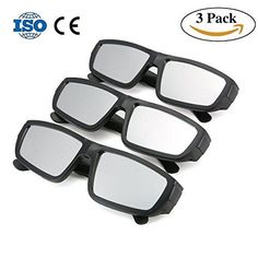 Specification: Colour:Black Construction: ABS-Pet+hc-ABS Weight: 77g  Safety Tips: Your Safety Is Important To Us! 1.Do not use glasses for periods longer than 3 minutes this gives you eyes time to r...