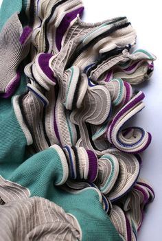 Digital Knit: Designed by Laura McPherson