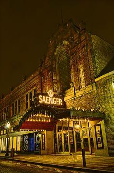 Saenger Theatre, New Orleans. LOUISIANA #NOLA