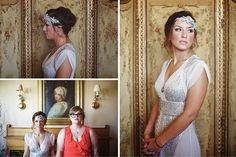 An indie chic urban wedding by JLB Wedding - Wedding Party