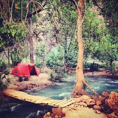oh my goodness. the most perfect camping spot ever. And I know exactly where it is-egs