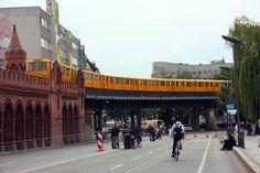 A3L71 U1 Oberbaumbrücke