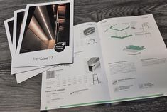 der NEUE MPW LightLineLED Katalog als PDF Version!!! Pdf, Construction Materials