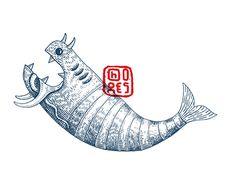"""""""the Barbus"""" sushi"""