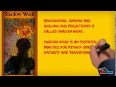 """""""I am Also That"""" Shadow Work Practice - YouTube  Essential for Psycho-Spiritual Maturity.  5 Step practice that takes no extra time out of your day.  Click to view"""