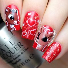 Christmas by kgrdnr #nail #nails #nailart