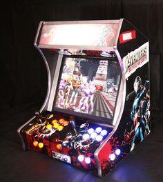 Les 97 Meilleures Images De Arcade Bartop Arcade Arcade Et
