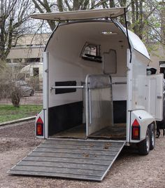 1000 Ideas About Horse Trailers On Pinterest Horses