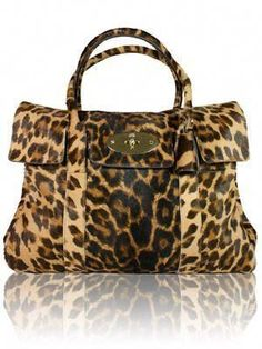 46e159b7e9b2 Mulberry Leopard Purse. Leopard Handbag. Bag. Fall 2018 trend. Fall 2018  trends