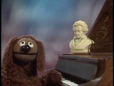 "Class Antics – Inside Elementary Education » Learn About Beethoven with the Muppets' ""Eight Little Notes"" and the classic Beethoven Lives Upstairs"
