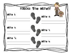 Follow the Clues!!  This is an introduction the the Mystery Genre.  Create your own crime scene in your classroom, and use these printable organizers to become detectives in a real mystery.  This is a great way to get your kids involved as part of the story.  They can really understand the author's purpose and what a mystery entails!  Enjoy!!