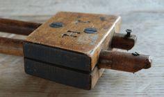 detail mortise gauge roundie