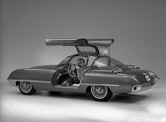 1962 Ford Cougar Concept