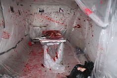 Dexter's kill Room You ever find your own image on pinterest???