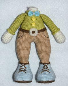 Leithygurumi: Tatyana Kostochenkova - Lovely Puppy - Turkish Translated - Free Pattern Amigurumi Toys, Crochet Patterns Amigurumi, Crochet Toys, Crochet Baby, Free Crochet, Knitting Patterns, Colored Rope, Stitch 2, Cute Puppies