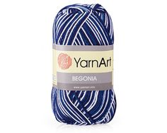 BEGONIA Melange Yarn from YarnArt  100 by PerfectShopHandMade, $9.50