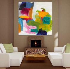 'SERENE' - Acrylic on Canvas/ now on SALE