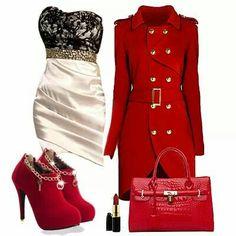 Royal red!