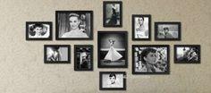 11pcs-en-Bois-Multi-Cadre-Photo-Mur-hang-cadres-ensemble-collage-en-plusieurs-couleurs