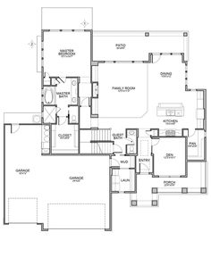 Berkshire Floorplan By Brighton Homes 1st Floor Kitchen Sinks Plans