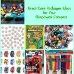 Care Packages To Impress Your Kids at Sleepaway Camp :: PragmaticMom