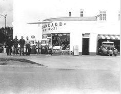 old gas station pics Matt Gore - garagejournal.com