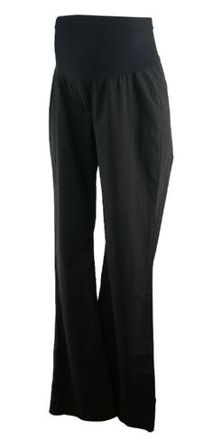 Charcoal A Pea in the Pod Maternity Career Maternity Pants (Like New - Size Large) - Motherhood Closet - Maternity Consignment