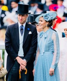 William and Kate Middleton, Duck and Duchess of Cambridge, 2019 Duchess Kate, Duke And Duchess, Duchess Of Cambridge, Kate Middleton Prince William, Prince William And Catherine, Royal Uk, Royal Ascot, Princesa Kate, Kate And Meghan