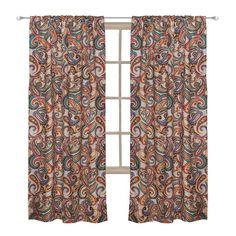 Alyssa Curtain, Multicolor
