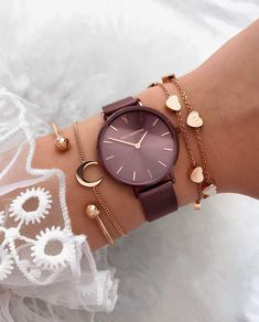 Coffee Box – Paul Valentine US jewelry watches for women Trendy Watches, Watches For Men, Cheap Watches, Female Watches, Woman Watches, Cute Watches, Elegant Watches, Women's Accessories, Mesh Armband