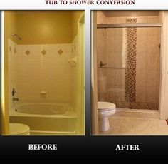 Replace your tub with a beautiful new walk in shower today! Call or text us for a free consult at 205-422-1758