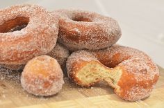 Amazing Donuts- not as tricky to make as you might think!