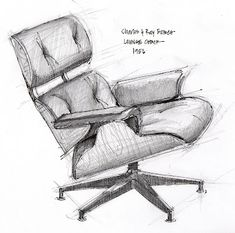 sketch - Eames