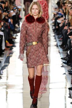 Tory Burch Fall 2014- so cute,